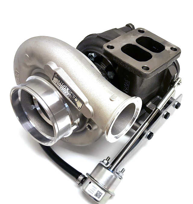 Holset Super HX40 intern wastegate
